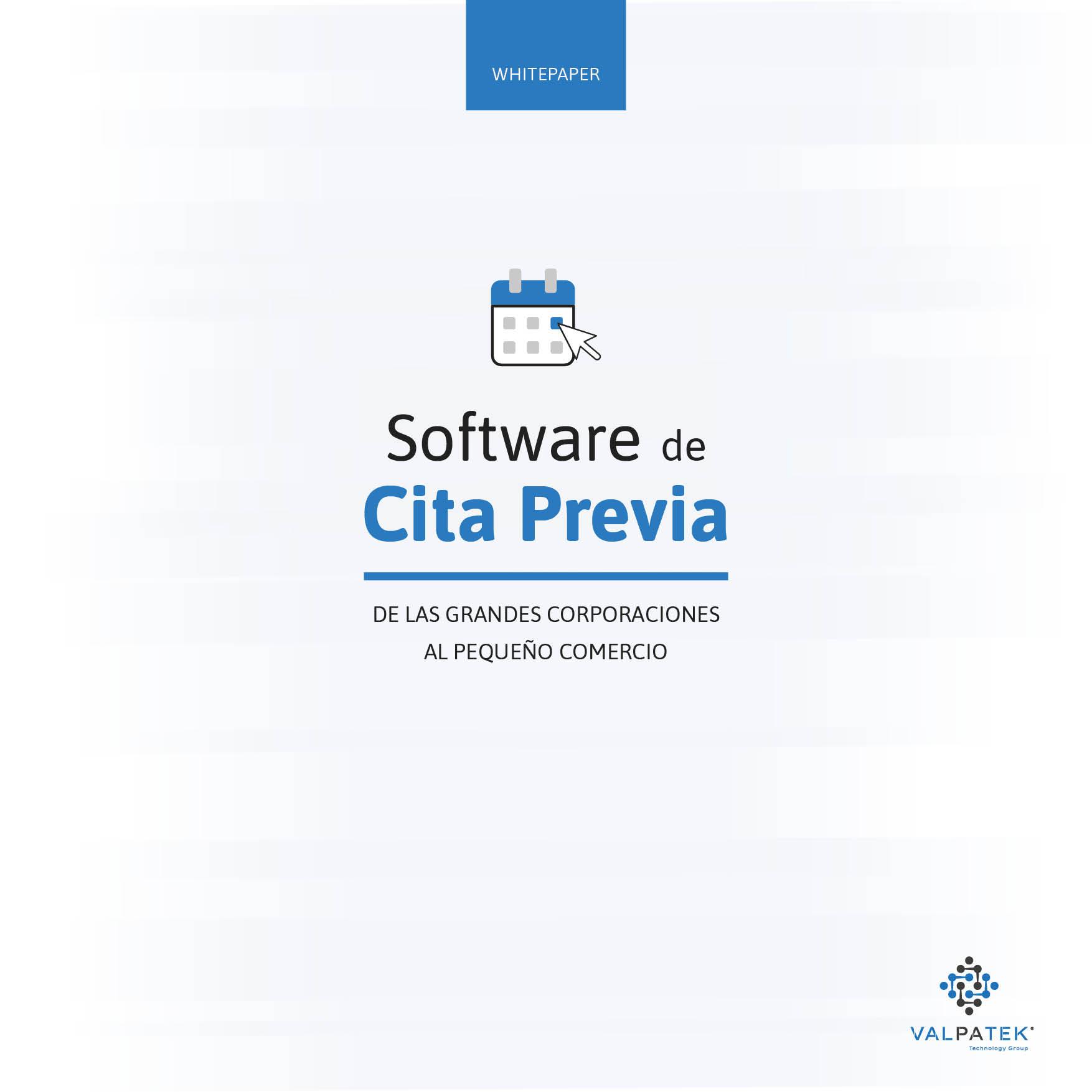 Whitepaper Cita Previa